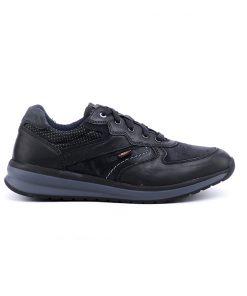 Спортни мъжки обувки от кожа е набук-330
