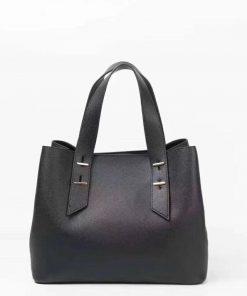 Практичка и удобна дамска чанта с органайзер 2в1