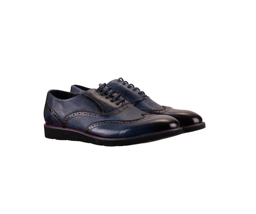 Мъжки Оксфорд обувки DANIELLI KT blue