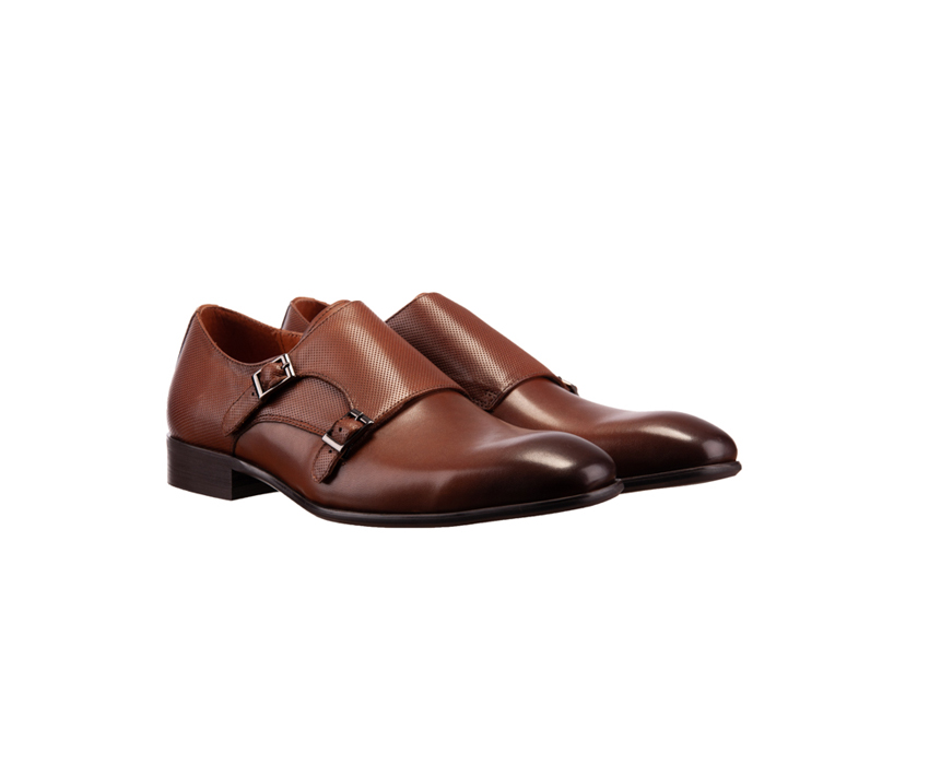Мъжки елегантни обувки DANIELLI 06 B-brown